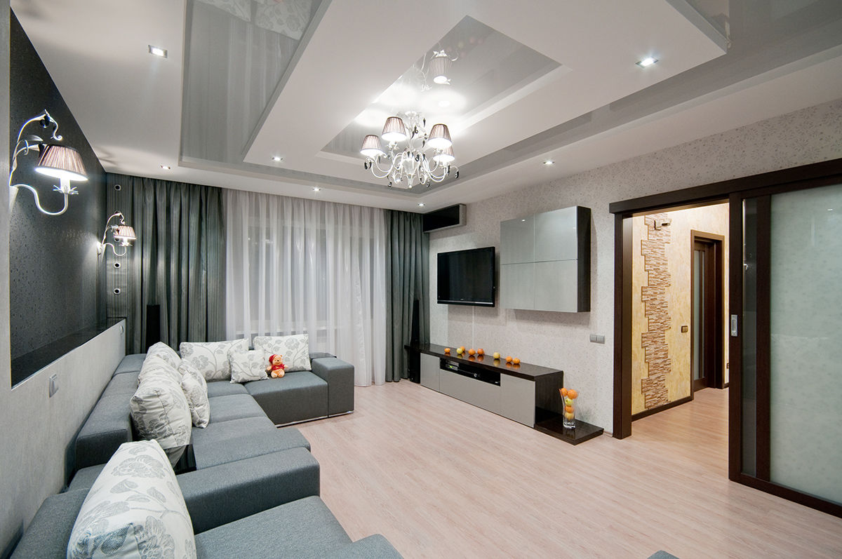 ремонт 4-комнатной квартиры