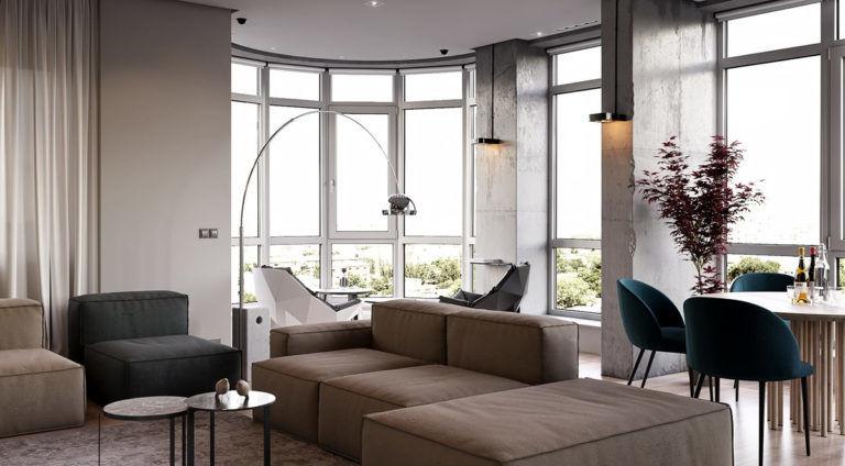 ремонт 5-комнатной квартиры